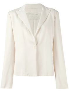 пиджак с застежкой на пуговицу Krizia Vintage
