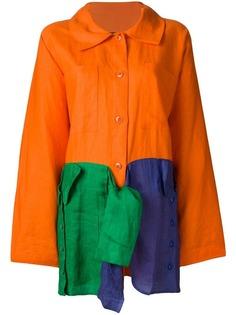 легкое пальто свободного кроя Jc De Castelbajac Vintage