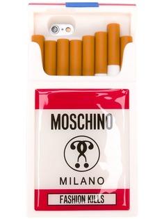 чехол для iPhone 6 'Fashion Kills' Moschino