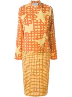 юбочный костюм Jc De Castelbajac Vintage