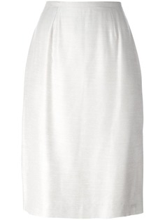 юбка с завышенной талией Jean Louis Scherrer Vintage