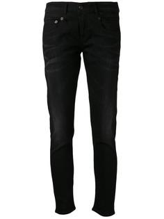 узкие джинсы-бойфренд R13