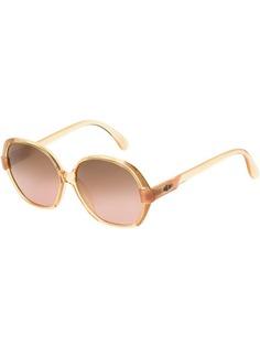 круглые солнцезащитные очки Christian Dior Vintage