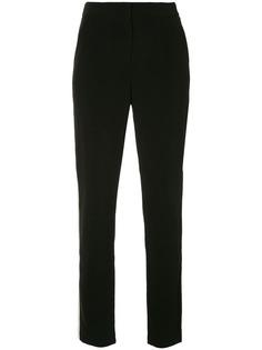 брюки с контрастными боковыми полосками Self-Portrait