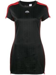 платье-футболка 'AW' Adidas Originals By Alexander Wang