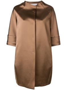 легкое пальто свободного кроя с укороченными рукавами Gianluca Capannolo