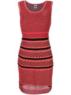 трикотажное платье M Missoni