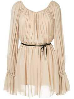 платье 'Georgette' Mugler