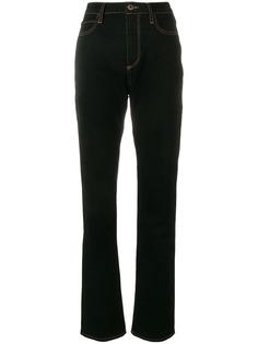 слегка расклешенные джинсы Simon Miller