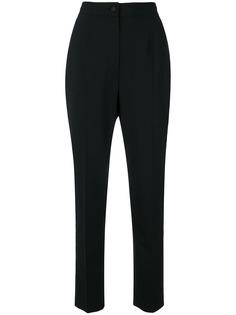 укороченные брюки с высокой талией Dolce & Gabbana