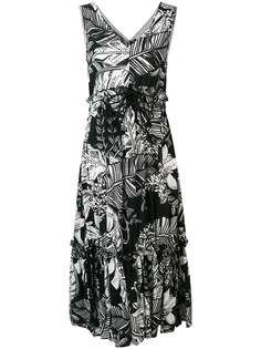 платье с цветочным принтом See By Chloé