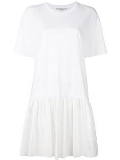 платье с расклешенным подолом Stella McCartney