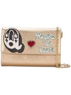 сумка на плечо 'Queen of Hearts' Dolce & Gabbana