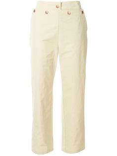 укороченные брюки в матросском стиле See By Chloé