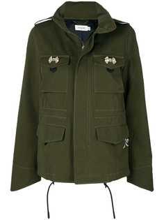 декорированная куртка Coach
