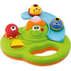 Игрушка для ванной Chicco Чикко Остров пузырьков