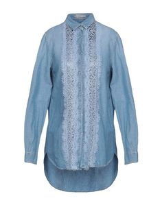 Джинсовая рубашка Ermanno Scervino