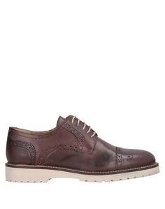 Обувь на шнурках Trussardi