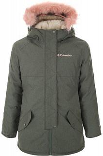 Куртка утепленная для девочек Columbia Carson Pass, размер 137-147