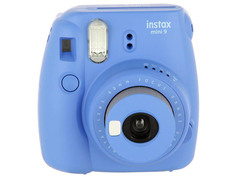 Фотоаппарат Fujifilm Instax Mini 9 Set Champion Cobalt