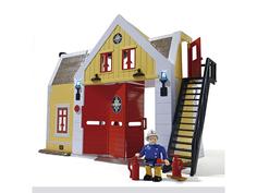 Кукольный домик Simba Пожарный Сэм Пожарная станция 247599 / 9251062