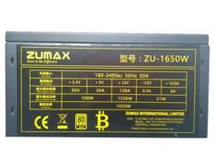 Блок питания Zumax ZU-1650W