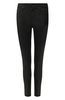 Однотонные джинсы-скинни Ag