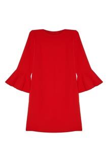 Красное мини-платье Palla Max Mara