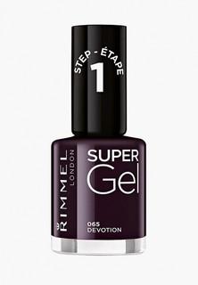 Гель-лак для ногтей Rimmel SUPER GEL URBAN AFFAIR 065 Devotion 12 мл