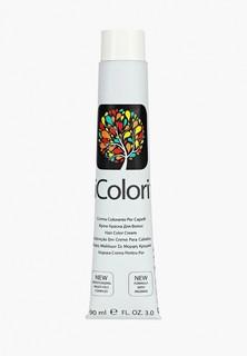 Краска для волос KayPro 7.1 iColori пепельный блондин, 90 мл