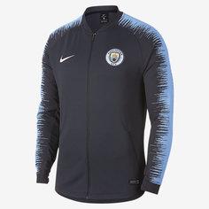 Мужская футбольная куртка Manchester City FC Anthem Nike