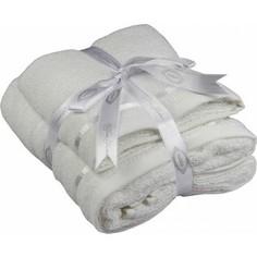 Набор из 2 полотенец Hobby home collection Nisa молочный 50x90/70x140 (1501001381)