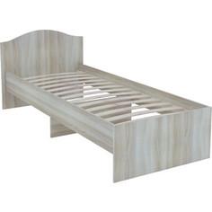 Кровать Комфорт - S Камелия 800 шимо светлый
