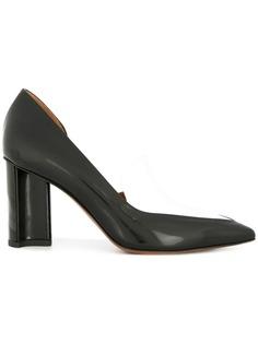 туфли-лодочки с закрытым носком Clergerie