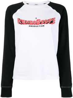 футболка с принтом 'Kenzoscope' Kenzo