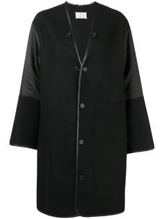 пальто на пуговицах в стиле оверсайз Maison Margiela