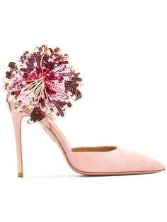 туфли-лодочки 'Disco Flower' Aquazzura