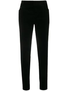 вельветовые брюки Saint Laurent
