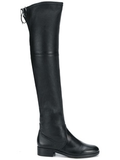 flat over the knee boots Hogl