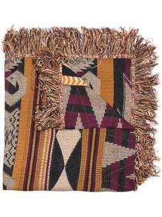 ethnic print scarf Etro