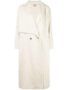 пальто макси Versace Vintage