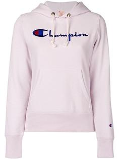 толстовка с капюшоном и вышитым логотипом Champion