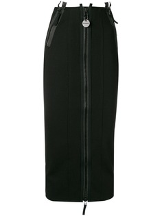 zipped fitted skirt Diesel
