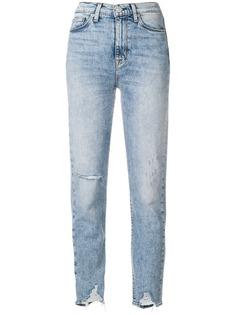 джинсы кроя слим Hudson