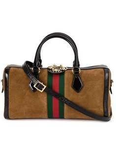 сумка-тоут с логотипом Gucci