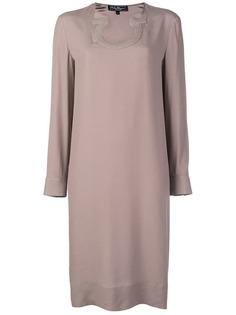 Gancio neck dress Salvatore Ferragamo