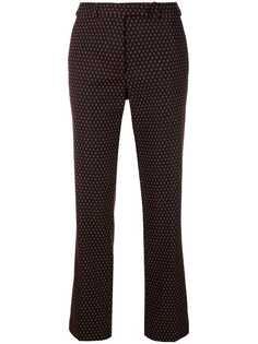 jacquard chino trousers Etro