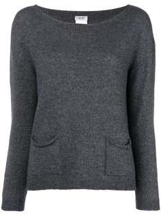boat neck sweater Liu Jo