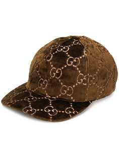бейсбольная кепка с вышивкой 'GG' Gucci