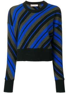 укороченный свитер Marni